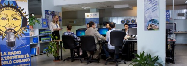 Radio Cusano Campus, la radio che crea la notizia