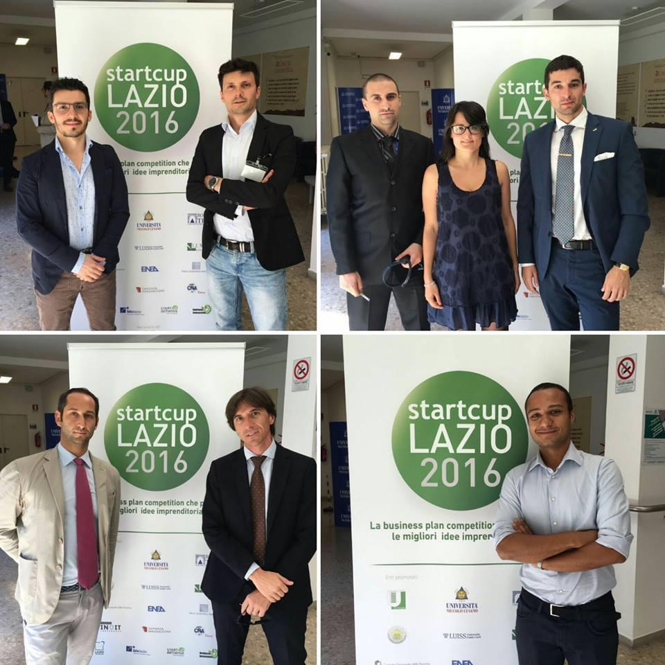 Start Cup Lazio 2016