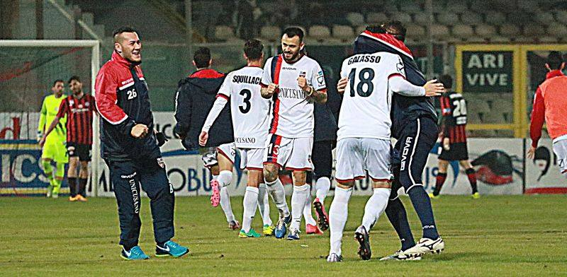 Video di Foggia-UnicusanoFondi 2-3