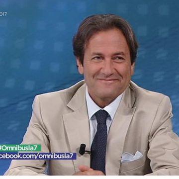 VIDEO-Il Rettore Fabio Fortuna ospite di Omnibus, La 7, il 30 luglio 2017