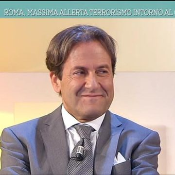 VIDEO-Il Rettore Fabio Fortuna a L'Aria Che Tira (La 7) del 31 luglio