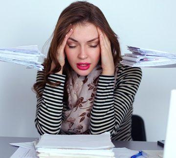 cos'è lo stress da lavoro correlato