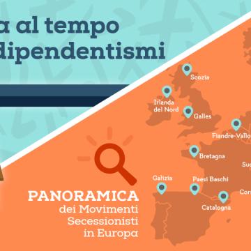 indipendentismi europa