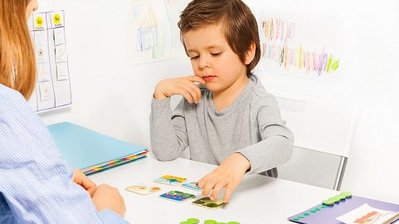 schede emozioni autismo