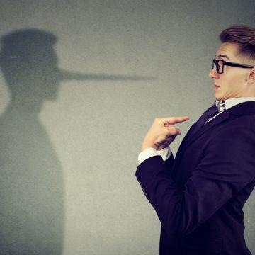 come capire se una persona mente