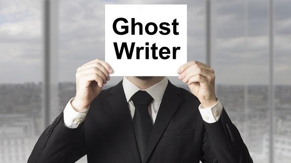 lavorare come ghost writer