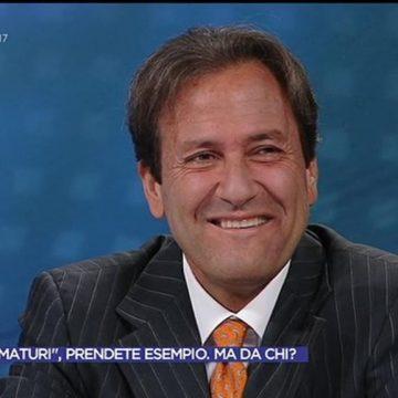 Fabio Fortuna, Magnifico Rettore della Unicusano.