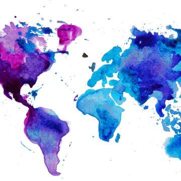Carta geopolitica