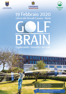 GOLF BRAIN - Esplorando i benefici del Golf