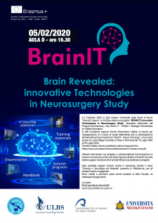 BRAIN IT: Innovative Technologies in Neurosurgery Study
