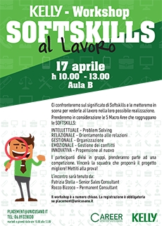 Workshop SOFTSKILLS al Lavoro